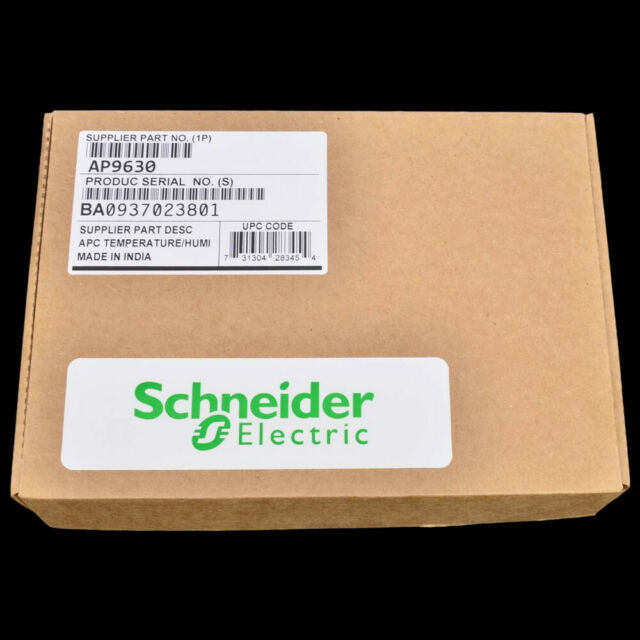New Schneider Electric APC AP9630 UPS Network Management Card 2 US Ship