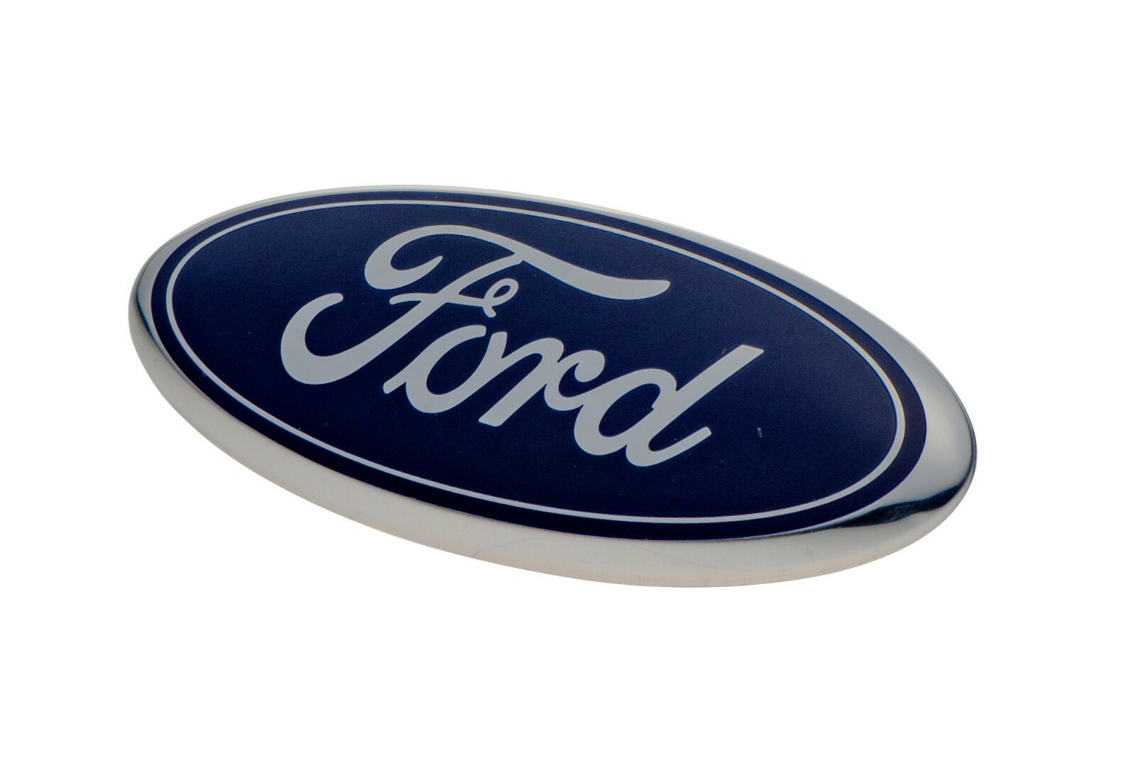 2006-2013 Ford Front Grille Blue FORD Oval Emblem Escape Taurus Fusion Focus OEM