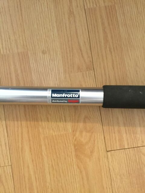 Pro Manfrotto Monopod 682 Self Standing - Missing Parts - See Description