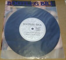 "BOOTLEG BILL / SAVAGE CITY OUTLAWS 7""EP GG ALLIN RAMONES KBD"