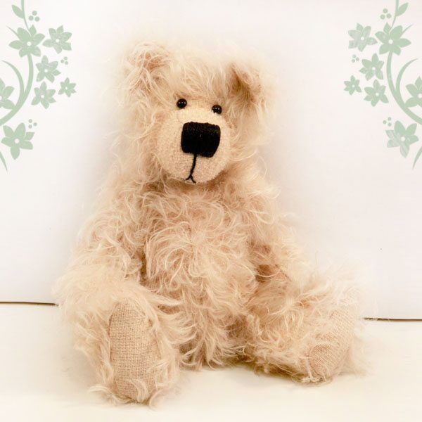 Hugo by Beate Rusch-Nann for The Cooperstown Artist Bear Collection