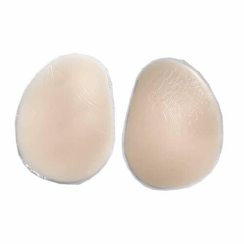 Tgirl 4 Stück Selbstklebende Silikon Fake Gesäß Big Butt Spezial Silikon Hip Pad