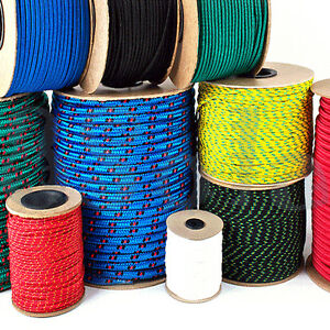 Polypropylene-Rope-Braided-Poly-Cord-Line-Sailing-Boating-Climbing-Yacht-Camping
