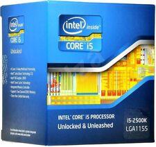 Intel Core i5-2500K 3.3GHz Quad-Core (BX80623I52500K) Processor