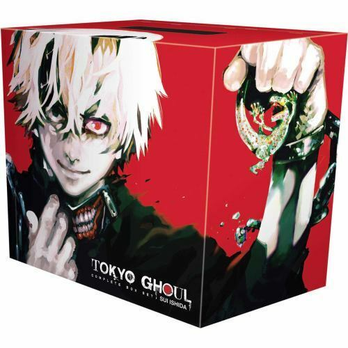 Tokyo Ghoul Complete Box Set Ser Tokyo Ghoul Complete Box Set Includes Vols 1 14 With Premium By Sui Ishida 2018 Trade Paperback For Sale Online Ebay
