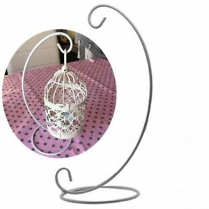Iron-Wedding-Candle-Holder-Moroccan-Candlestick-Glass-Ball-Lantern-Hanging-Stand