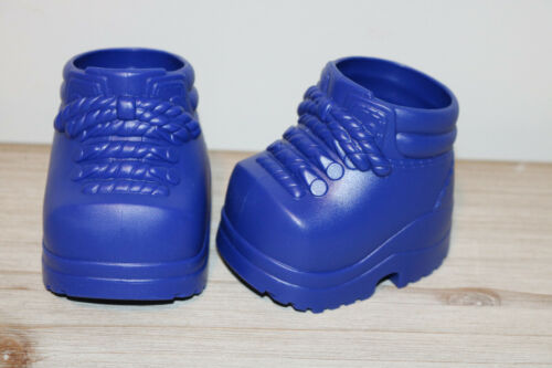 Cabbage Patch Kids Modern PA Royal Blue Boots Shoes