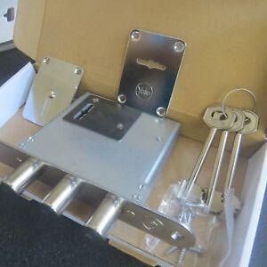 Deadbolt-door-Lock-High-Security-3-bolts-mortise-Strike-Included