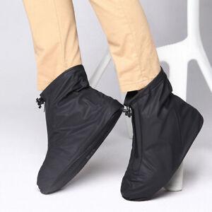 1 Paar Schuhschutz Wasserdicht Schuhüberzieher Schutzschuhe Outdoor Überschuhe
