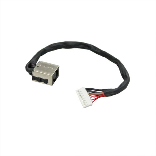 DC POWER JACK CABLE FOR DELL 7566 15-7567 i7566 i7567 P65F P65F001 P65F002 JISZ