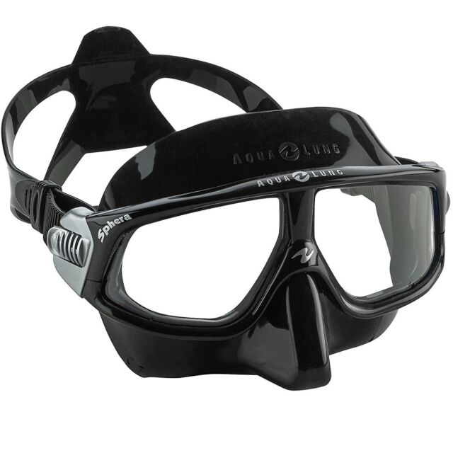 Aqua Lung Sport Win Scuba Snorkeling Dive Mask