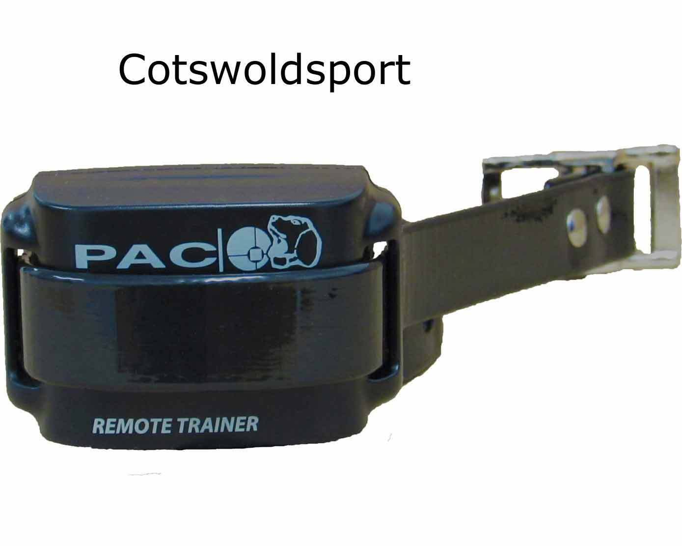 CS PAC EXC7 Digital Collar with CHG9 charger and CHG9 lead  Vibration   Tone