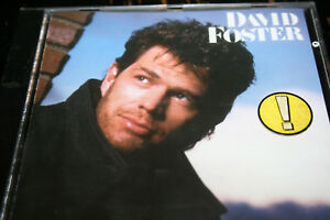 "DAVID FOSTER David Foster !!! VERY RARE FIRST EDITION IN EUROPE St ELMO""s FIRE - Poznan, Polska - DAVID FOSTER David Foster !!! VERY RARE FIRST EDITION IN EUROPE St ELMO""s FIRE - Poznan, Polska"