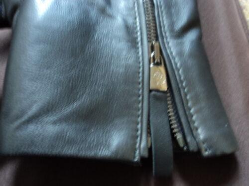 Uk Cavalli Mens 40 Mainline Size Jacket Roberto It 50 Grey Bnwt Leather Elephant OwWzqddxaE