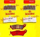 KIT de pastillas Freno Brembo Sintered BMW K 1200 R 1300 07GR62LA + 07BB28LA