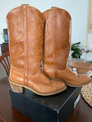 Dingo Vintage Cowboy Boots Women's Size 8