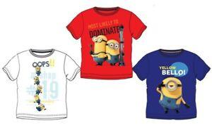 Minions-Camiseta-Original-Oficial-Minion-Man-Despreciable-Me-Despicable