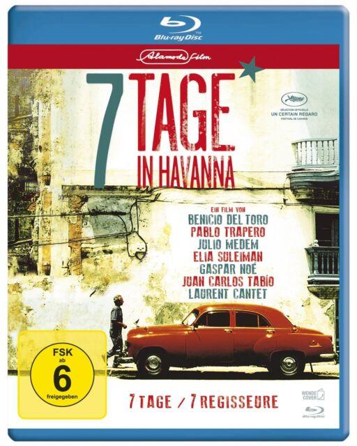 7 Tage in Havanna - 7 Tage - 7 Regisseure - Blu Ray