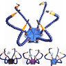 DIY Welding Kits Strange Third Hand Six Arm Soldering Station W/ USB Fan QAV 250