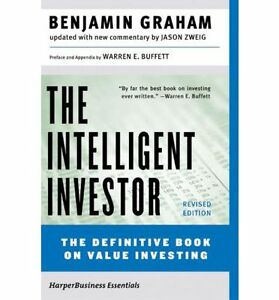 The-Intelligent-Investor-By-Benjamin-Graham-Paperback-Book-NEW-amp-Free-Shipping