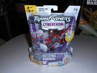 Hasbro Transformers Cybertron Scout Class Scrapmetal, Red, Misb