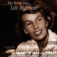 """LALE ANDERSEN """"DAS BESTE VON LALE ANDERSEN"""" CD NEU"""