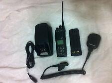 Motorola XTS3000 III P25 Digital 800Mg radio W/ Programming Security Police fire