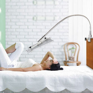 Ipad Stands For Bed 360º turning bed tablet mount holder stand fr ipad,ipad air,galaxy