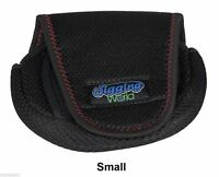 Jigging World Small Spinning Reel Pouch Cover Shimano Ax 1000 Reel