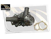 Sba145017300 Tractor Water Pump Includes Gasket Ford Holland