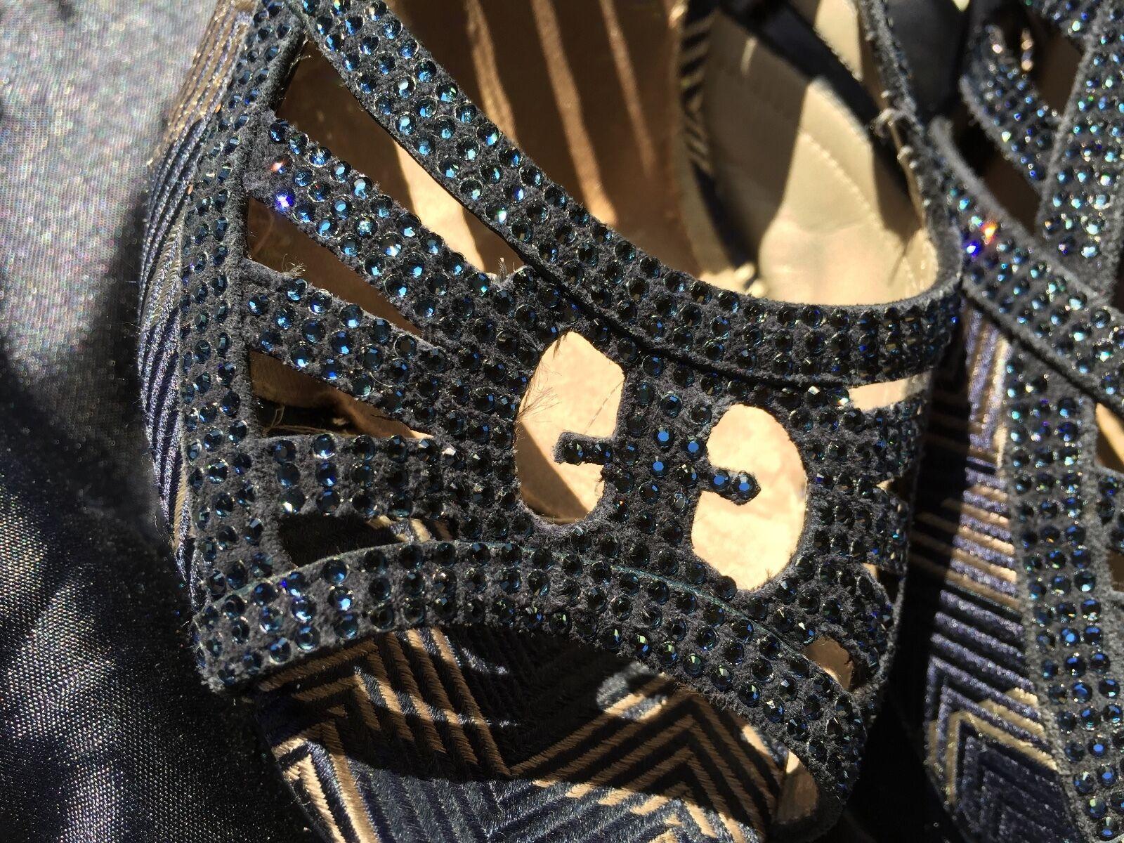 shoes sandali Fabi shoes in Swarovksy Swarovksy Swarovksy tg. 38 - Fabi woman shoes with Swarovski 3b83f5