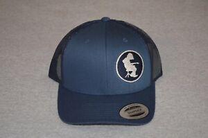 ea1500069 Widespread Panic- Michael Houser - on Navy / Navy Mesh Trucker Hat ...