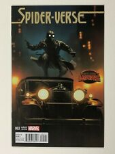 Spider-verse Marvel 001 Secret Wars Hastings Variant