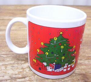 Image Is Loading Taylor Ng Joyous Noel Christmas Tree Gift Red