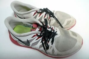 buy online 6ad29 e9326 Image is loading Nike-Free-5-0-Breathable-Running-Shoes-Sneakers-