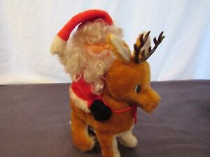 Santa ride a reindeer ronjo magic costumes and party shop