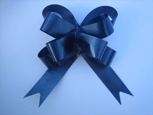 GRANDE BOUCLE LILAS 11,5 cm Emballage Cadeau Décoration
