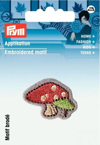 Prym fer sur d/'un motif brodé appliqué petits Tue-Mouche-Chaque 923108