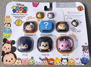 Disney-Tsum-Tsum-Series-3-New-Unopened-9-Figures-Mickey-Cruella-More