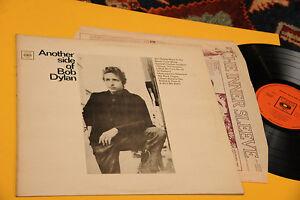 BOB-DYLAN-LP-ANOTHER-SIDE-ORIG-UK-1964-NM-CBS-ORANGE-LABEL-INNER-SLEEVE