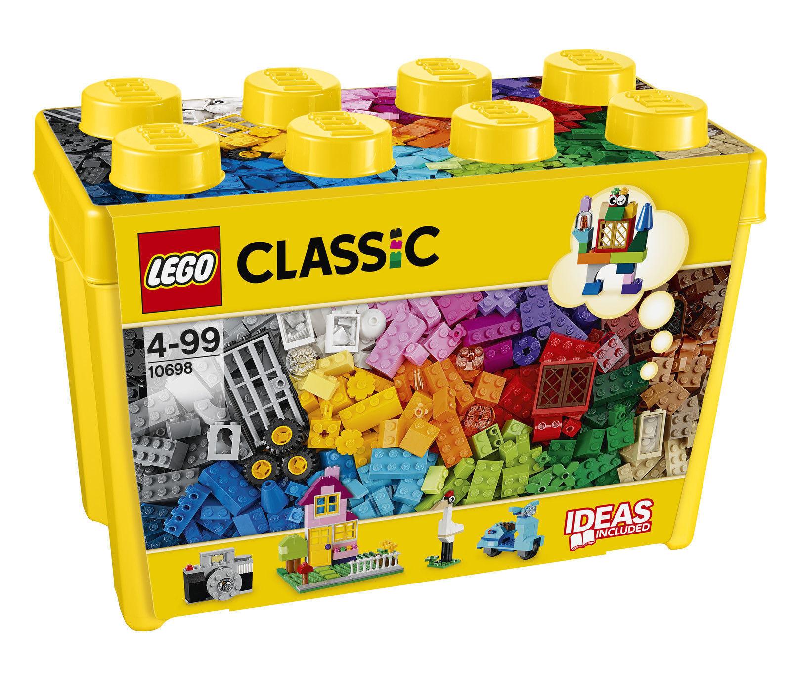 LEGO® Classic 10698 Große Bausteine-Box - NEU   OVP