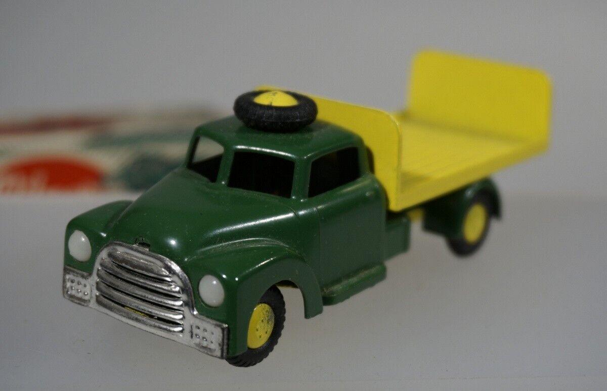 VILMER MOTOR-LORRY IN BOX  die cast toy 1950s     1