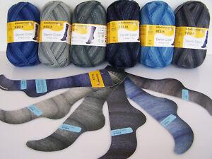REGIA Color 150g Sockenwolle 6-fach Wolle,stricken,Socken,Schachenmayr