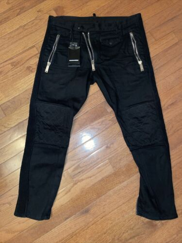Dsquared Mens Biker Jeans