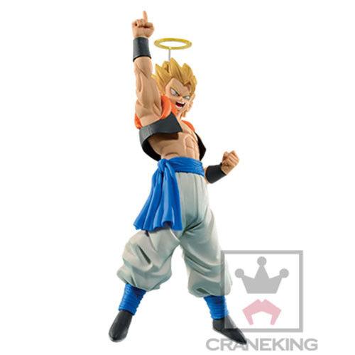 NEW Dragon Ball Z Com Figuration Super Saiyan Gogeta Figure Vol.1 16cm BANP37767