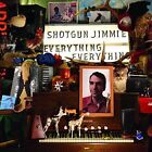 Everything Everything by Shotgun Jimmie (CD, Apr-2013, Out)