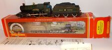 Hornby R392 - GWR County 4-4-0, 3821-'County of Bedford' GW Green - Boxed.(00)