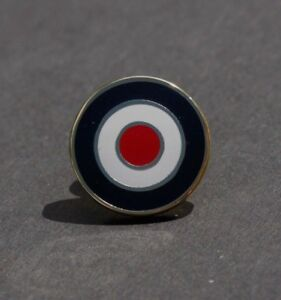 a1f882dc065 Image is loading RAF-ROUNDEL-MOD-TARGET-SCOOTER-BOY-MEMORABILIA-LAPEL-