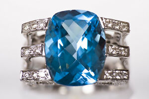 How to Care for a Sapphire Ring