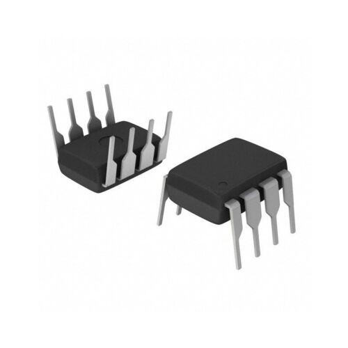 5PCS X LMC6462BIN IC OPAMP GP 50KHZ RRO 8DIP TI